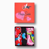 I Love You Socks Gift Box 3-Pack
