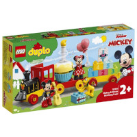 LEGO Duplo Minni og Mikkes Bursdagstog