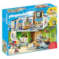 Playmobil Møblert skolebygning