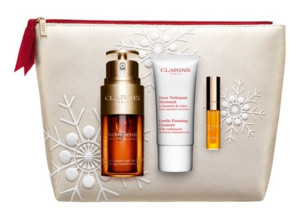 Clarins Double Serum Holiday