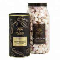 Gavepakke mini-marshmallows og luxury hot chocolate