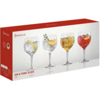Gin og Tonic Glass 4-pk