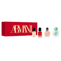 Giorgio Armani Men Miniatures Christmas Box