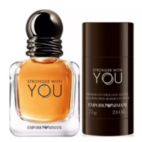 Giorgio Armani Stronger with You duo