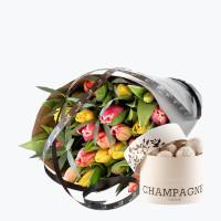 Gledesspreder med Champagnetrøfler
