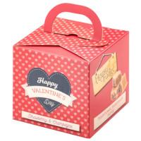 Happy Valentines Day Fudge