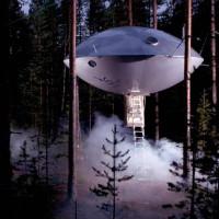 Natt i UFO for to