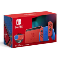 Nintendo Switch Console Mario Red & Blue