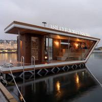 Privat Badstue i Oslofjorden