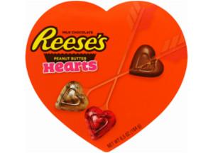 Reeses Hearts Box