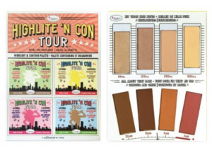 THE BALM Highlite n Con Toure