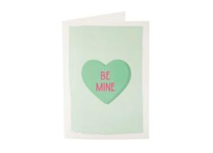 Uendelig Valentinsdag-kort