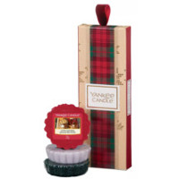 Yankee Candle 3 Votive and Holder Gift Set